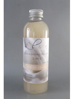 Shampooing douche sans parfum 40% lait d'ânesse - 100ml