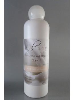 Shampooing douche sans parfum 40% lait d'ânesse - 250ml