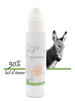 Lait corporel sans parfum 50% LAIT D'ANESSE - 150ml