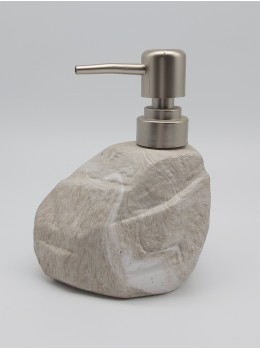 Distributeur de savon imitation pierre II