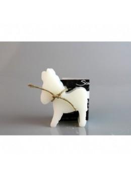 Mini Savon sans parfum / sans colorant lait d'ânesse