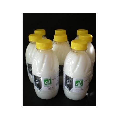 Cure de lait d'ânesse Bio de 4L