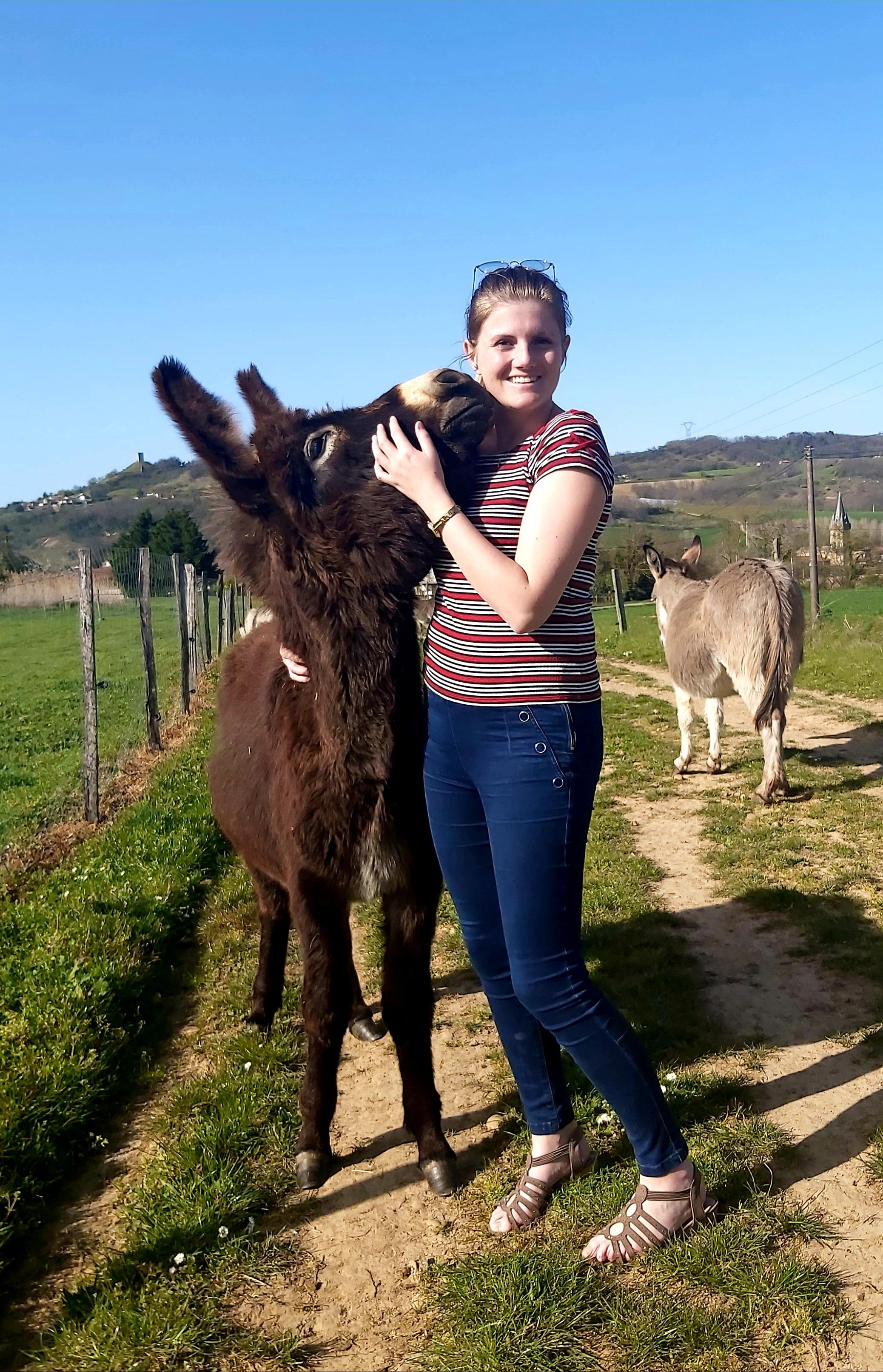 Lul'Ane la ferme aux âne , savons et cosmétiques au lait d'ânesse